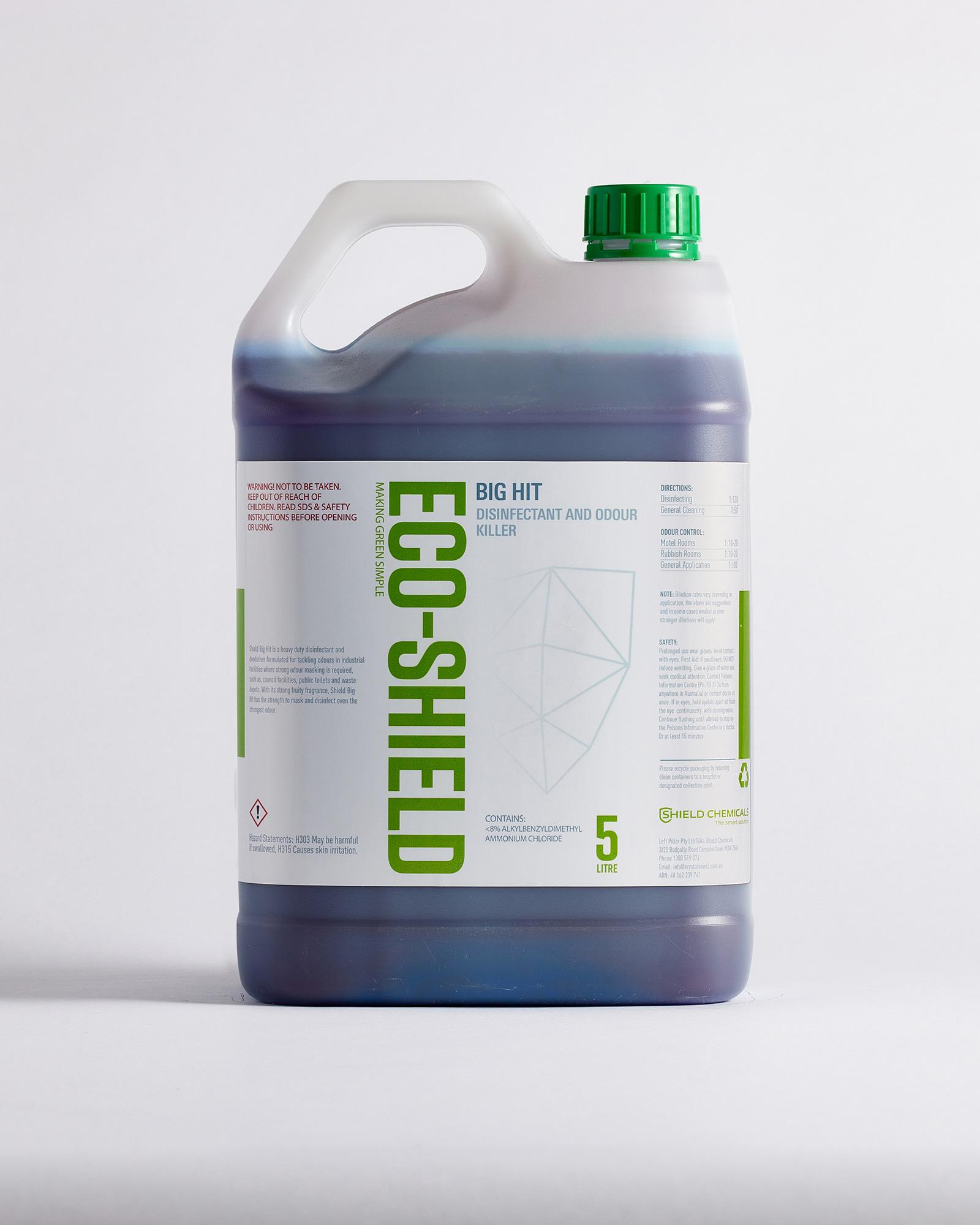 Big Hit Disinfectant and Deodoriser